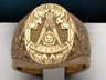 Past Masters signet ring
